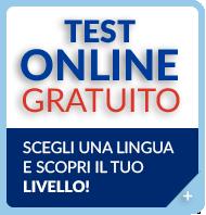 Fai il test di lingua online